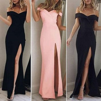 Off Shoulder Dresses