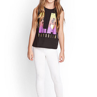 FOREVER 21 GIRLS Everyday Basic Leggings (Kids)