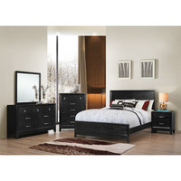 Hosking Panel Customizable Bedroom Set by Simmons Casegoods