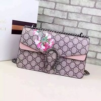 Gucci Dionysus GG Supreme Shoulder Bag 400249601