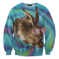 Crazy Rabbit Sweatshirt
