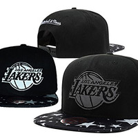 Unisex NBA Team L.A. Lakers Kobe Bryant Baseball Caps Hip Hop Hats Snapback Caps (20#)