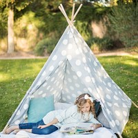 Polka dot Teepee Tents!