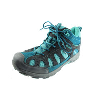 Merrell Girls Chameleon Suede Big Kid Hiking, Trail Shoes