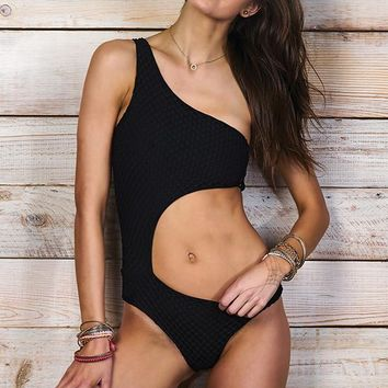 MAYLANA Alden Crochet One Piece