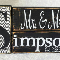 Wedding Gifts, Bride and Groom Gift, Table Decoration, Personalized Gifts