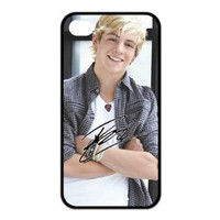 Mystic Zone R5 Ross Lynch Cover Case for iPhone 4/4S Back Cover Fits Case KEK1906