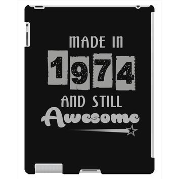 made in 1974 and still awesome iPad 3 and 4 Case