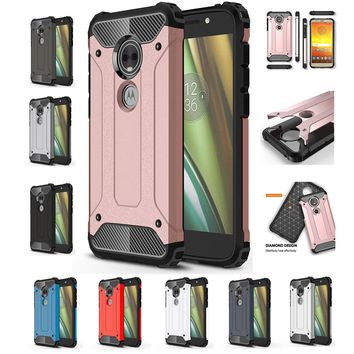 For Moto G5 Case Shockproof Armor Silicone Phone Case For Motorola Moto E5 G4 G5S G6 Z Play Plus Force TPU Back Cover