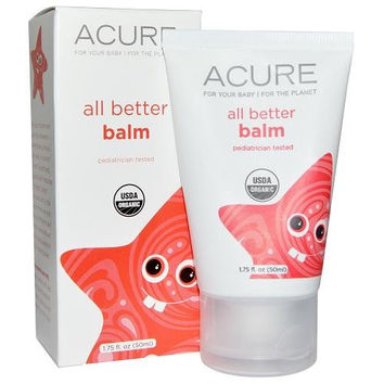 Acure Organics All Better Balm (1x1.75 Fz)