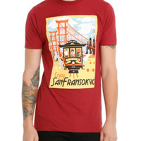 Disney Big Hero 6 Enjoy San Fransokyo T-Shirt