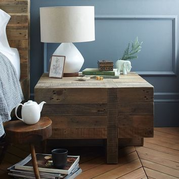 Emmerson Block Side Table