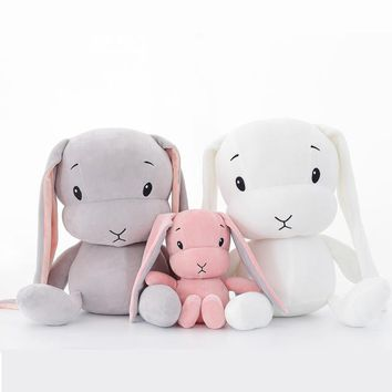 30cm Kawaii Plush Stuffed Animal Cartoon Kids Toys for Girls Children Baby Birthday Christmas Gift Rabbit Doll