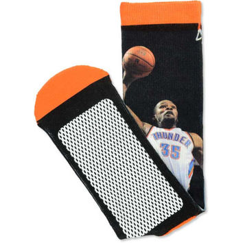 Oklahoma City Thunder NBA Player Mesh Crew Sock - Kevin Durant