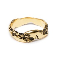 Fragments Ring - Gold Vermeil