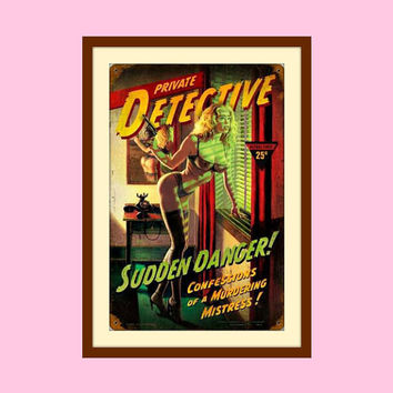 Pin Up Art, Pin Up Girl, Metal Wall Decor, Sexy Art, Police Wife, Home Decor, Detective Party, American Girl, Fun Wall Decor, Woman Cave