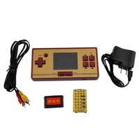 Fashionable Practical Classic Game Machine RS-20FC LCD 600 Games Inside Portable Handheld Video Game Player Console