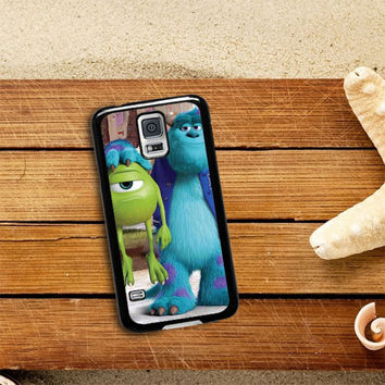 Monsters Inc sulley holding mike Samsung Galaxy S5 Case Planetscase.com