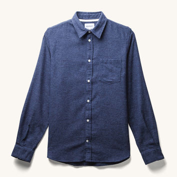 Anton Brushed L/S Button-Up