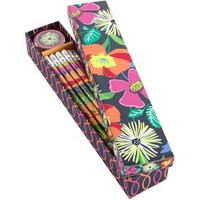 Vera Bradley Pencil Box Set in Jazzy Blooms