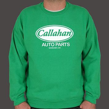 Callahan Auto Parts [Tommy Boy Inspired] Men's Sweater