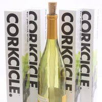Corkcicle 5060C Wine Chiller 4 Pack - This Multi-Pak comes with 4 individually packaged units ready for gift wrapping