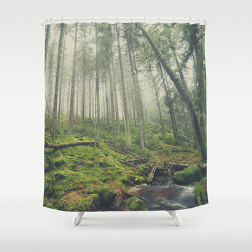 You and me Shower Curtain by HappyMelvin | Society6