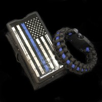 9.1 Million* Blue Line Stun Gun