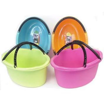 Oval Basket with Handles - CASE OF 144
