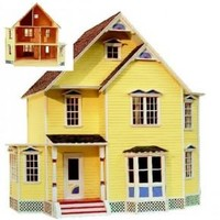 Lady Kristine Dollhouse Kit