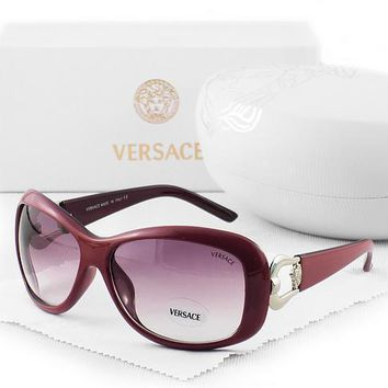 VERSACE Women Casual Sun Shades Eyeglasses Glasses