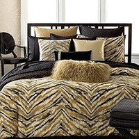INC International Concepts Cleo King Comforter