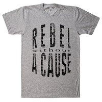 rebel without a cause tshirt