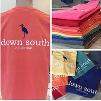 Short Sleeve Classic Logo : Down South Collection