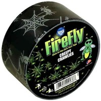 Intertape Polymer Group HSW30 2-Inch by 10-Yard Halloween Spiders and Webs Duct Tape