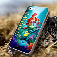 Ariel The Little Mermaid Disney   iPhone case, Samsung case on VG iPhone 5 5S 5C case, iPhone 4 / 4S case, Samsung Galaxy S4  S3  S5 case