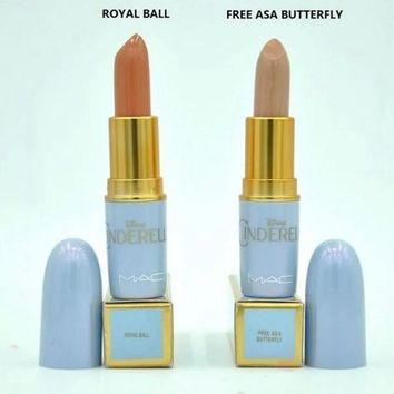 2016 New Makeup_MAC_Limited Lipstick 2pcs
