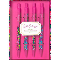Lilly Pulitzer Pen Set | Dillards