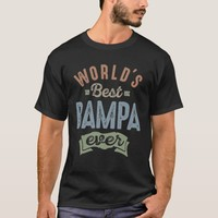 Worlds Best Bampa T-Shirt