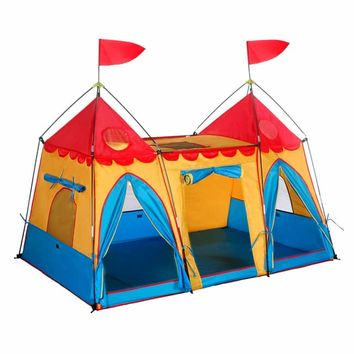 Fantasy Palace Castle Play Tent | Overstock.com Shopping - The Best Deals on Playhouses & Play Tents