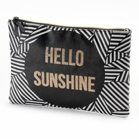 Tri-Coastal Design Glitter ''Hello Sunshine'' Tablet Tech Case TC50194N-0987P-KO