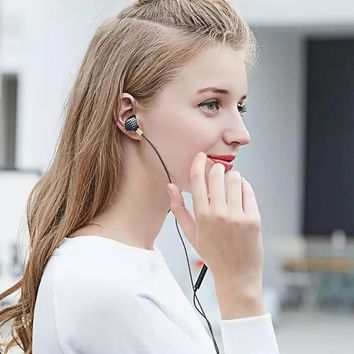 3.5mm Headphones In-ear Earphones 6 Speakers Super Bass In-line Control Headsets