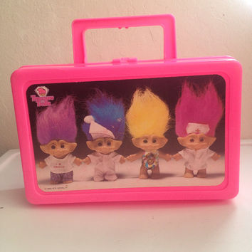 Treasure Trolls Pencil Box