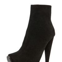 Acne Studios | Araceli Bootie in Black www.FORWARDbyelysewalker.com