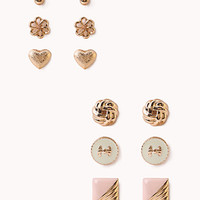 Sweet Side Stud Set