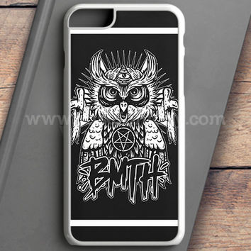 Bring Me The Horizon Owl Logo iPhone 6 Plus Case | casefantasy