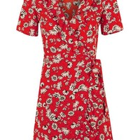 Daisy Tea Dress - Dresses - Clothing