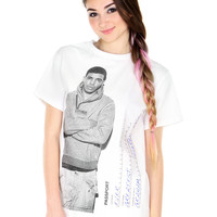 DRIZZY PASSPORT TEE