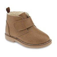 Old Navy Faux Leather Chukka Boots