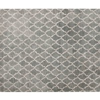 AEGIS TUFTED RUG - PORCELAIN BLUE
